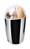 Кофемолка ВЕЛИКИЕ РЕКИ Истра-4, 200 Вт, загрузка 95 г зерен, корпус из нержавеющей сталиКофемолки<br><br><br>Артикул: 11938<br>Бренд: Великие реки<br>Гарантия производителя: да