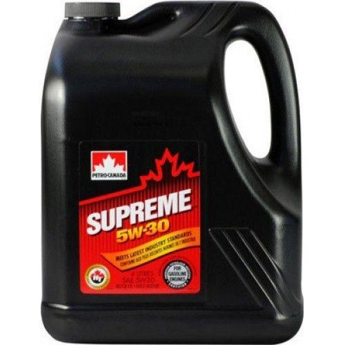 Масло Petro-Canada Supreme 5W-30 (4л) от Ravta