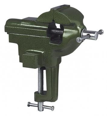 Тиски Дело Техники с винтовым зажимом для стола усиленные 60 мм  8/1 арт.391560 от Ravta