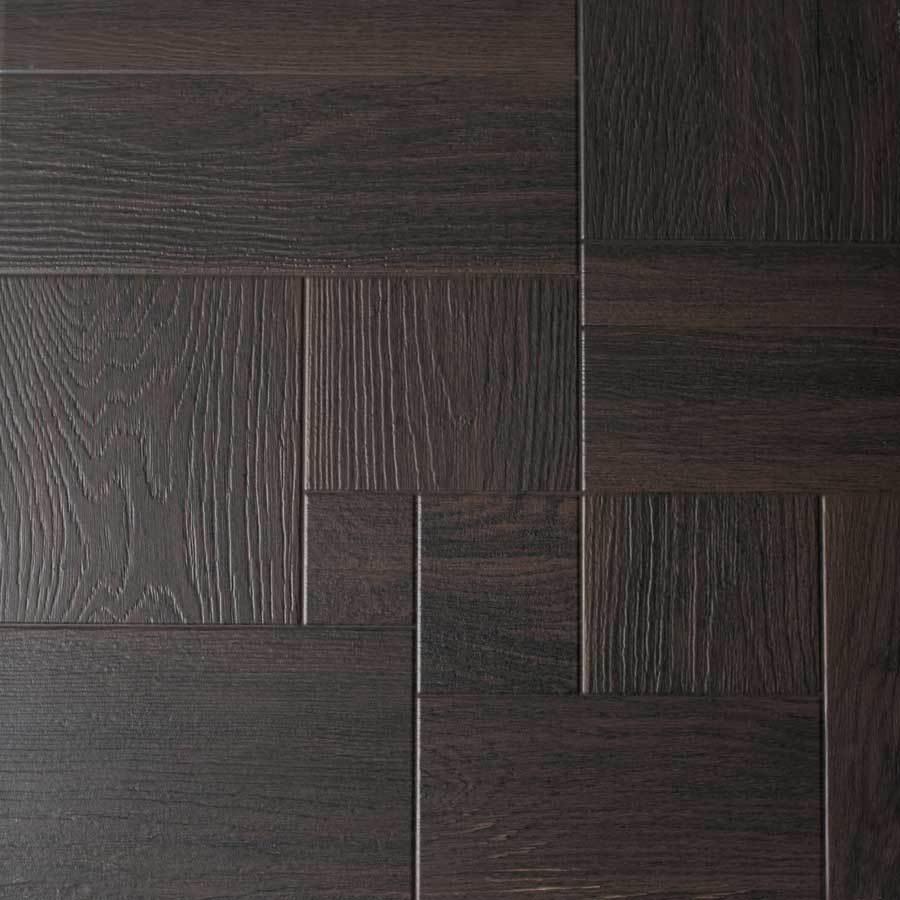Керамогранит напольный Шахтинская плитка Windsor 01 черный 450*450 (шт.) от Ravta