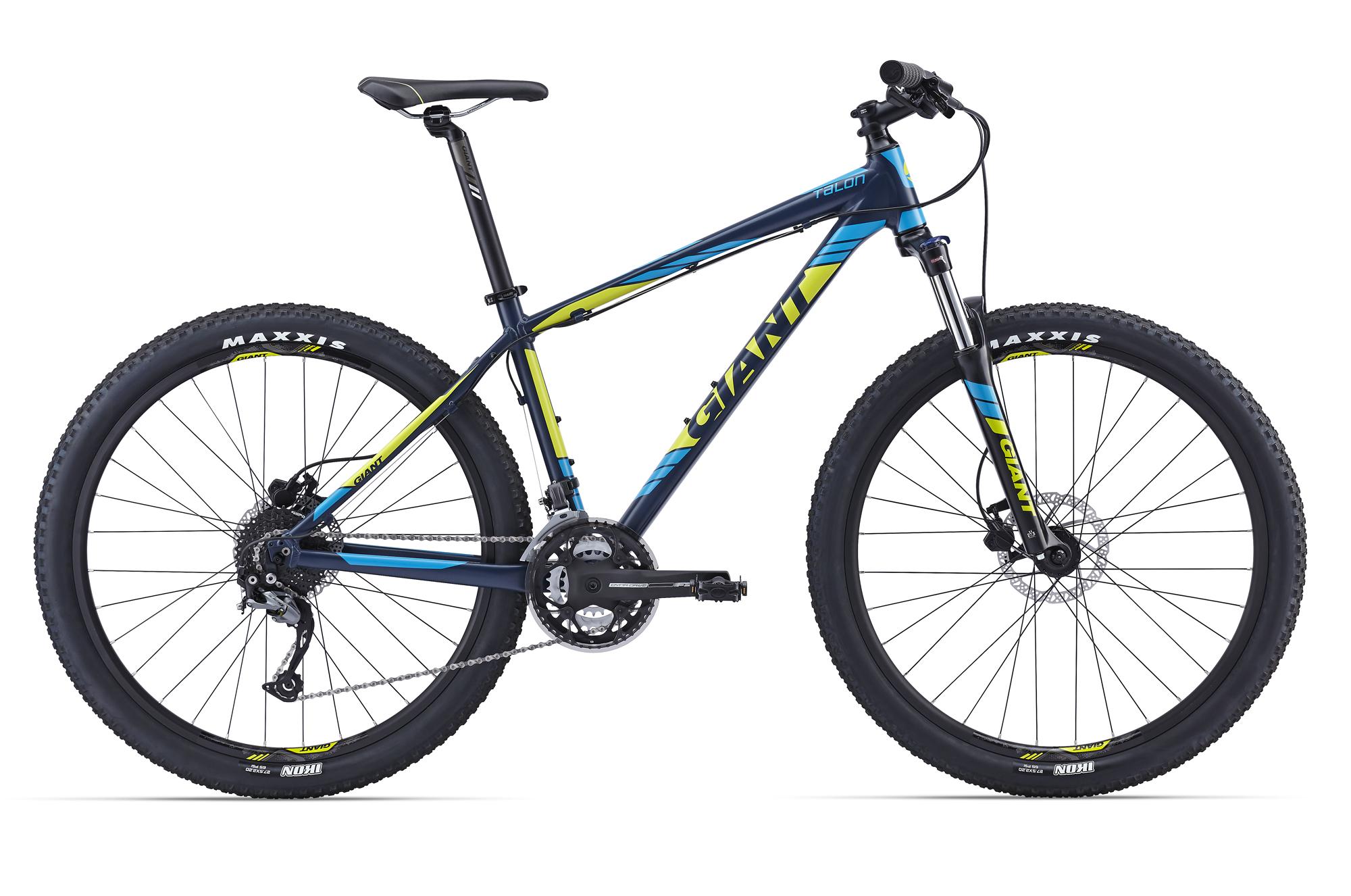 """Велосипед Talon 27.5 3 Колесо:27,5"""" Рама:M Цвет:Темно Синий от Ravta"""