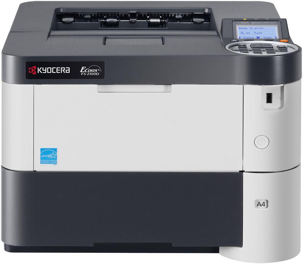 Принтер Kyocera FS-2100D (1102L23NL0) от Ravta