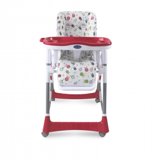 Стульчик для кормления Sweet Baby Gufo RosaСтолы и стульчики, кресла<br><br><br>Артикул: 300 683<br>Бренд: Sweet Baby