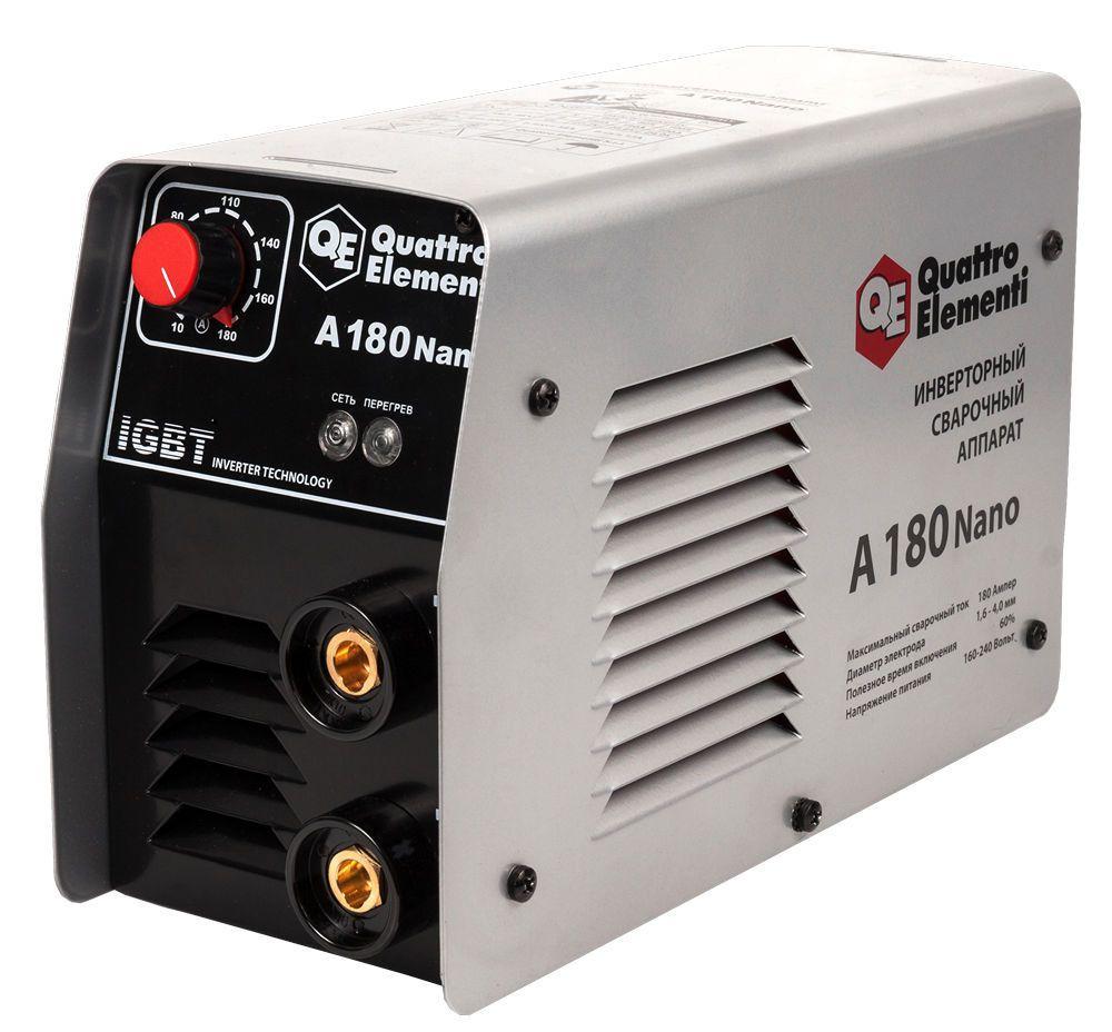 Сварочный аппарат QE A 180 Nano от Ravta