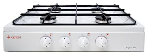 Газовая настольная плита Gefest ПГ 900 (ПНС-4 900 )(4-х конфорочная) от Ravta