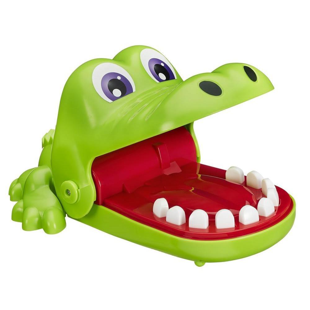 Настольная Игра Крокодильчик Дантист Other Games, Hasbro B0408Настольные и напольные игры<br><br><br>Артикул: B0408<br>Бренд: Other Games Hasbro<br>Категории: Крокодильчик свомпи