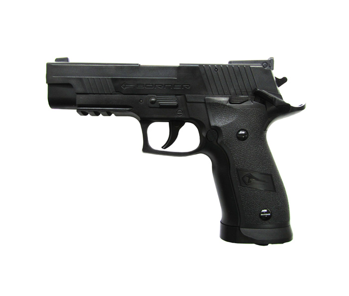 Пистолет пневм. Borner Z122, кал. 4,5 мм от Ravta
