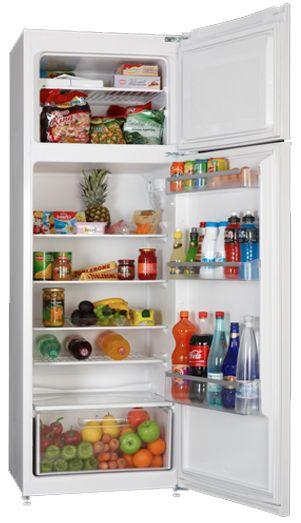 Холодильник VESTEL VDD345MW (R)Холодильники<br><br><br>Артикул: VDD 345 MW<br>Размеры (ШxГxВ): 60 x 60 x 171<br>Бренд: Vestel<br>Вес (кг): 59,3<br>Материал полок: стекло<br>Наличие морозильной камеры: да<br>Гарантия производителя: да<br>Общий объем (л): 312<br>Уровень шума (дБ): 42<br>Цвет: белый<br>Тип управления: механическое<br>Высота холодильника (см): 171<br>Объем морозильной камеры (л): 70<br>Объем холодильной камеры (л): 242<br>Размораживание морозильной камеры: ручная<br>Климатический класс: N<br>Размораживание холодильной камеры: капельная<br>Тип холодильника: двухкамерный<br>Материал покрытия холодильника: пластик<br>Мощность замораживания (кг/сутки): 3,5<br>Количество компрессоров: 1<br>Возможность перевешивания дверей: да<br>Антибактериальное покрытие: нет<br>Класс энергопотребления: A<br>Расположение морозильной камеры: сверху<br>Тип установки холодильника: отдельно стоящий