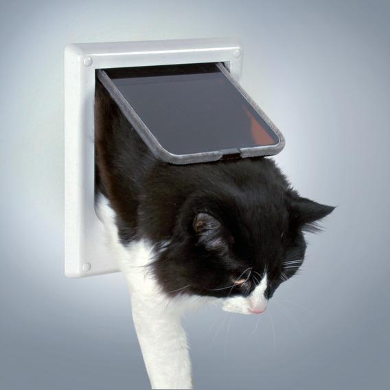 Дверца TRIXIE для кошки магнитная (16,5х21,6см) от Ravta