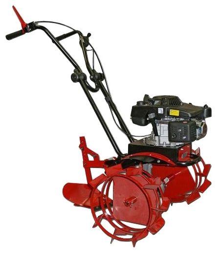 Мотокультиватор DDE Hobby 500  Хоббит Культиваторы и мотоблоки<br><br><br>Артикул: 32640-L6<br>Тип двигателя: бензиновый<br>Бренд: DDE<br>Вес (кг): 42<br>Родина бренда: КНР<br>Срок гарантии (мес.): 12<br>Мощность (л.с.): 6<br>Рабочий объем: 190<br>Ширина обработки (мм): 500<br>Производитель двигателя: Lifan<br>Глубина обработки (мм): 250<br>Тип: культиватор<br>Количество скоростей (вперед/назад): 1<br>Задний ход: нет