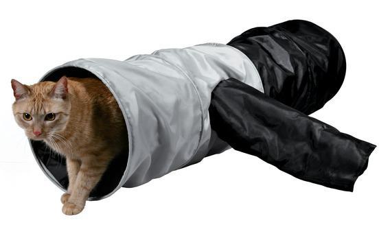 Тоннель TRIXIE для кошки шуршащий 115 см д.30 смДомики, лежаки, когтеточки<br><br><br>Артикул: 4302<br>Бренд: TRIXIE<br>Вид: Домики<br>Страна-изготовитель: Китай