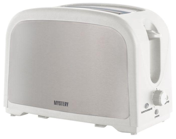Тостер Mystery MET-2103Тостеры<br><br><br>Бренд: Mystery<br>Гарантия производителя: да