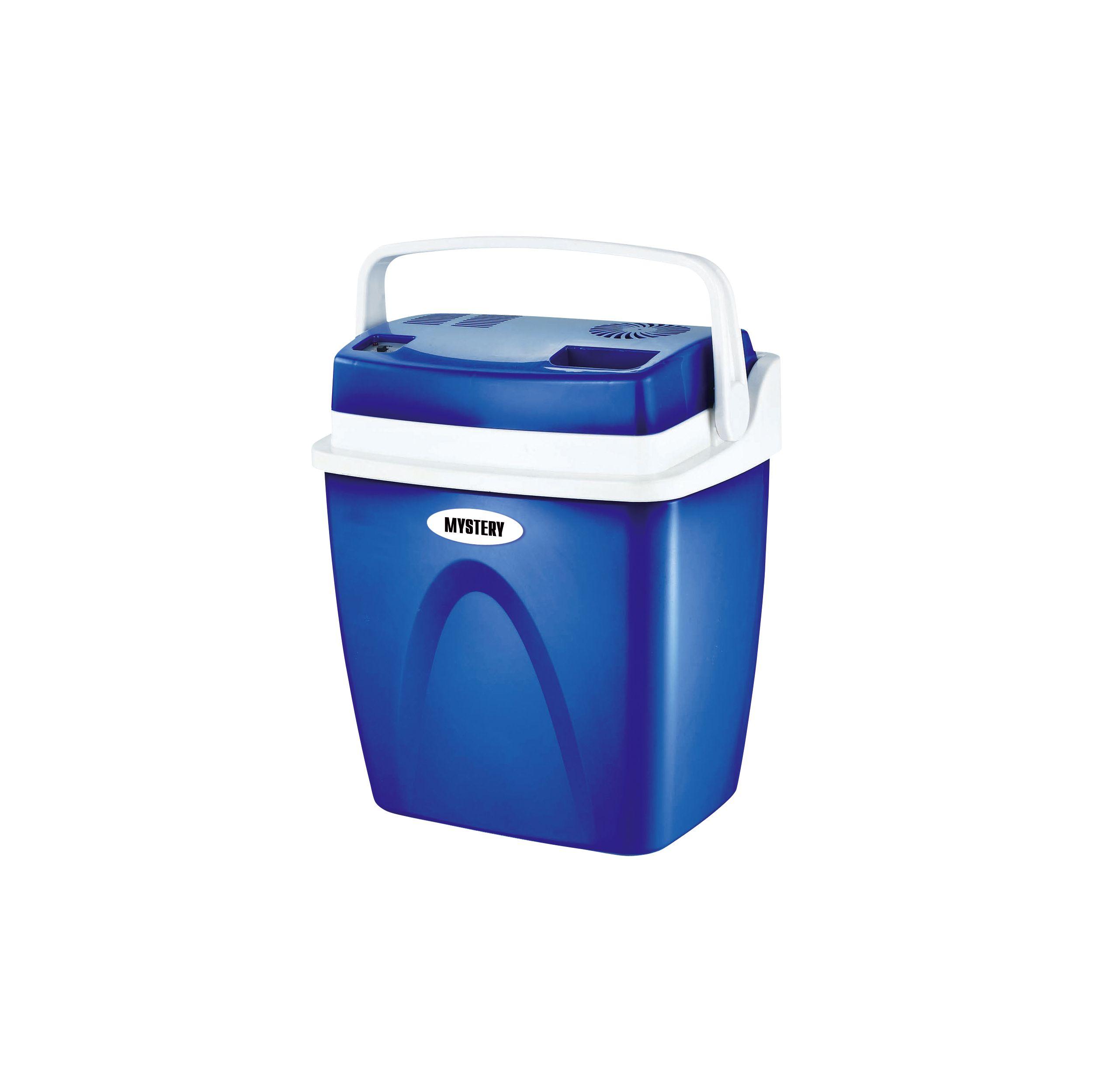 Термохолодильник Mystery MTC-21Сумки-холодильники<br><br><br>Артикул: MTC-21<br>Бренд: Mystery<br>Объем (л): 0<br>Вес (кг): 4,2<br>Материал: пластик<br>Энергопотребление: A<br>Гарантия производителя: да<br>Общий объем (л): 21<br>Объем (л): 0