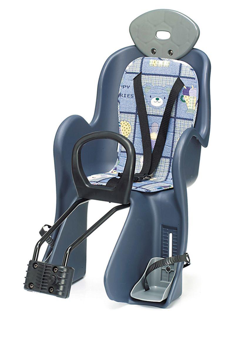 Вело Кресло детское  Sheng-Fa YC-800 на раму, до 22кг от Ravta