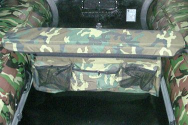 badger Сумка под сиденье для лодок 360-390 см, Camo (длина 95 см) СумкаСидКам360-390