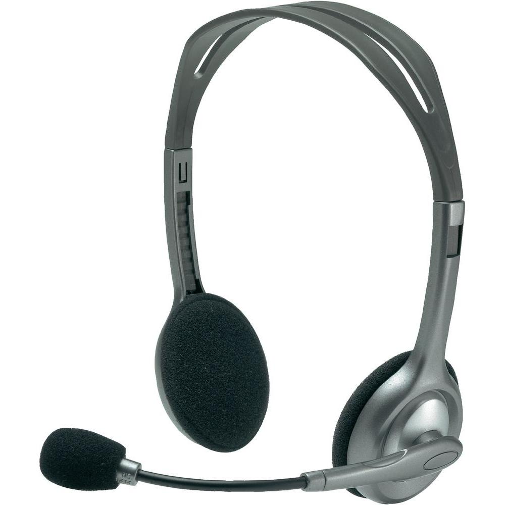 Гарнитура Logitech Stereo Headset H110 от Ravta