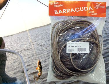 Рыболовная сеть Барракуда 0,15*27*1,5/30 от Ravta