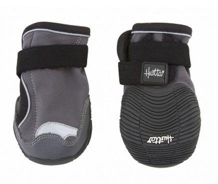 hurtta Ботинки Hurtta Outdoors Outback Boots 2шт, размер XL ,гранитный 82445
