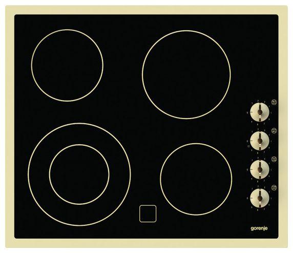 Электрическая варочная панель Gorenje EC 630 RWВстраиваемые электрические варочные панели<br><br><br>Артикул: EC630RW<br>Бренд: Gorenje<br>Высота упаковки (мм): 145<br>Длина упаковки (мм): 635<br>Ширина упаковки (мм): 710<br>Гарантия производителя: да<br>Вес упаковки (кг): 8,6