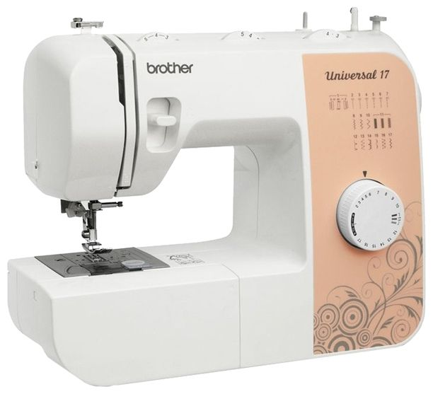 Швейная машина Brother Universal 17 от Ravta