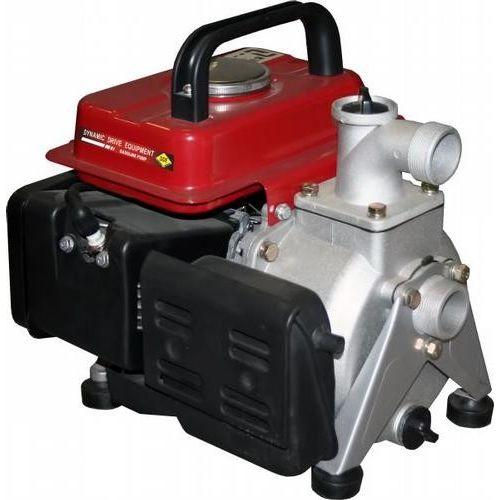 Мотопомпа DDE PN81, бензиновая вых.80мм 5.5лс 32м 48м3/ч 3.6л 26.5кг PN81 от Ravta