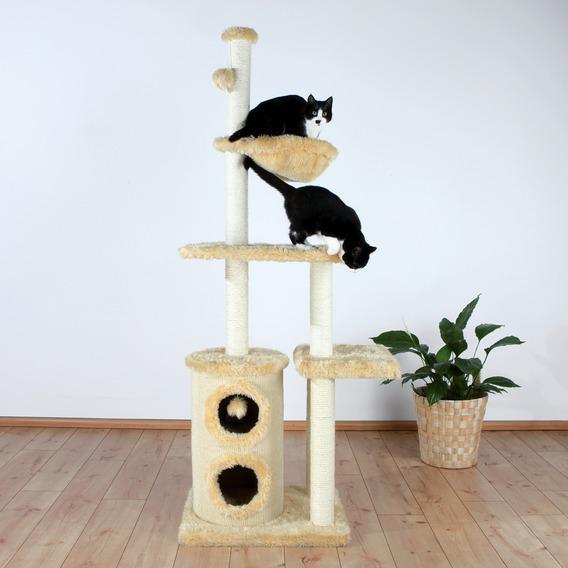 Домик TRIXIE для кошки Maqueda 190 см, бежевыйДомики, лежаки, когтеточки<br><br><br>Артикул: 43661<br>Бренд: TRIXIE<br>Вид: Домики<br>Страна-изготовитель: Китай