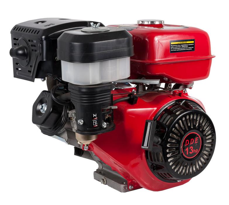Двигатель бензиновый DDE 188F-S25G от Ravta
