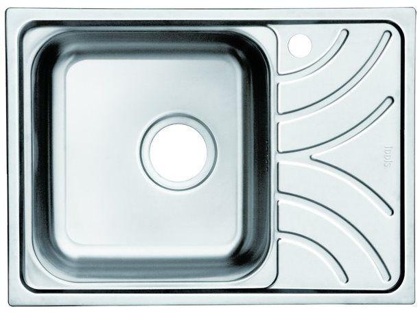 Мойка для кухни Iddis Arro (арт.ARR60SLi77) нержавеющая сталь от Ravta