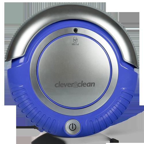 Робот-пылесос Clever&Clean 002 M-Series (синий) от Ravta