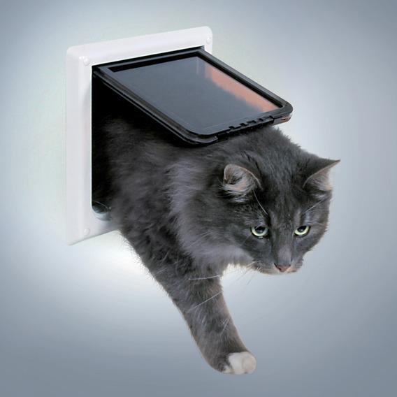 """Дверца TRIXIE для кошки """"FreeCat de Luxe"""" 17,7х18,7 см от Ravta"""