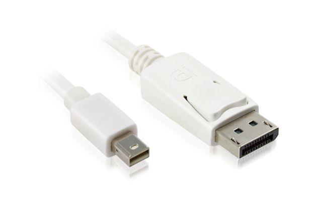 Кабель Greenconnect GC-MDP2MDP-3m (3m mini DisplayPort 20M - DisplayPort 20M, 32 AWG) от Ravta