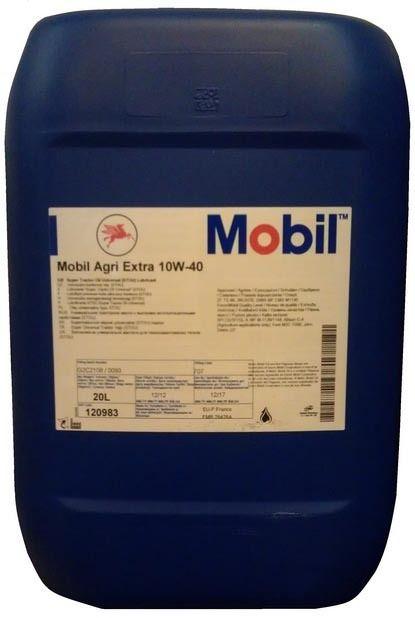 Масло Mobil Agri Extra 10W 40 (20л) от Ravta