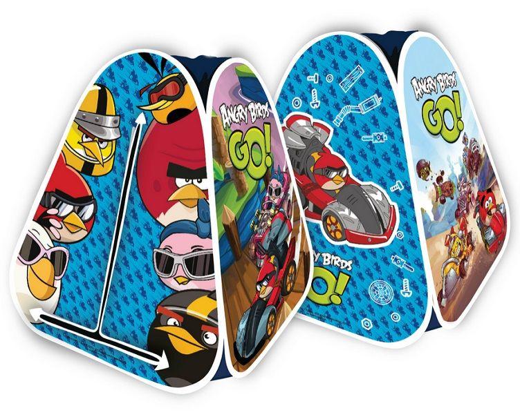 1toy Angry Birds Go детская игровая палатка в сумке 90х80х80см (арт. Т57507) от Ravta