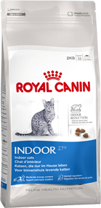 Корм Royal Canin Indoor 27 для кошек, живущих в помещении 10кг от Ravta