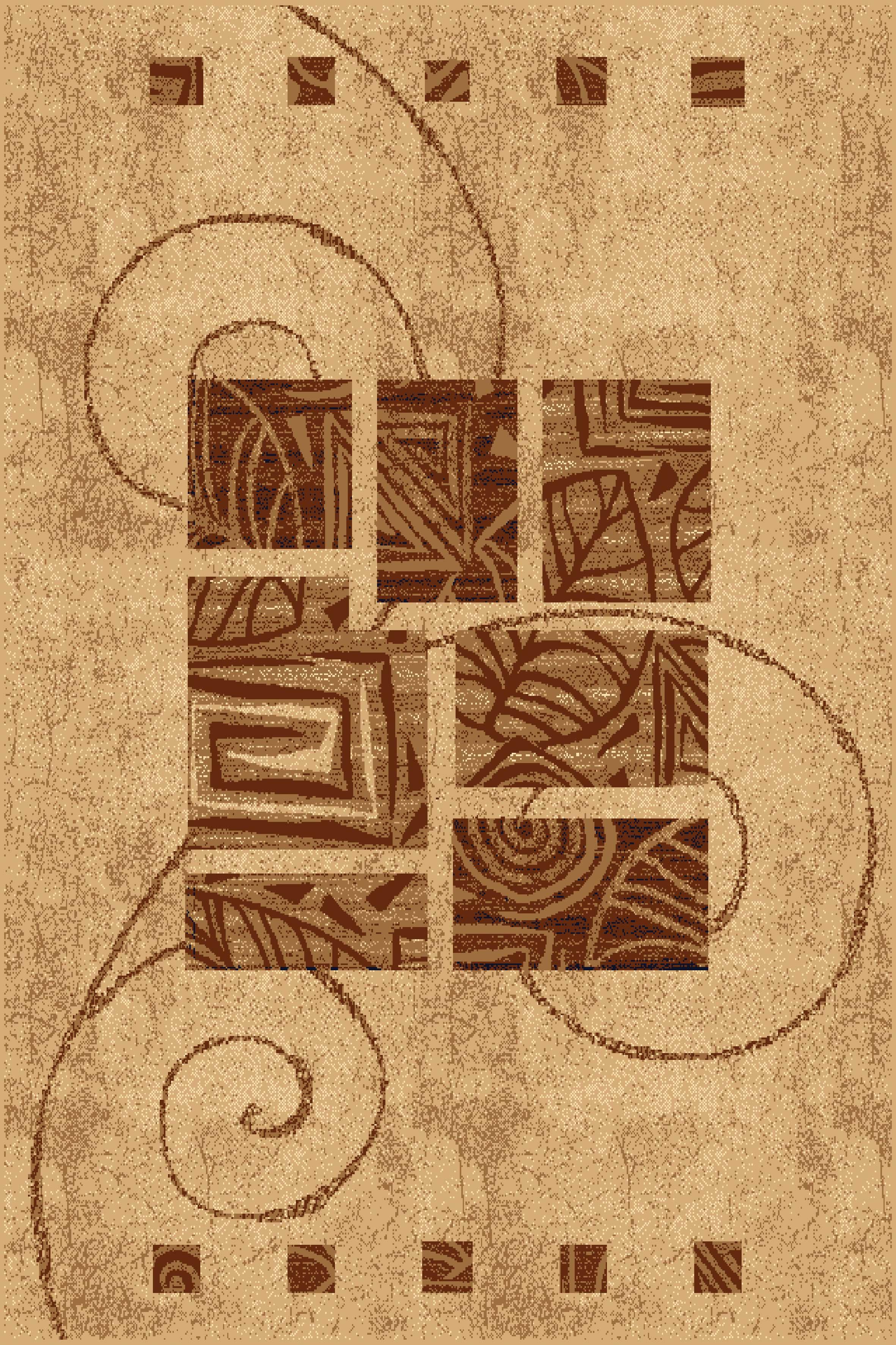 Ковер Sintelon Practica (арт.L 52EDE) 2000*3000ммКлассические ковры<br><br><br>Артикул: L 52EDE<br>Бренд: Sintelon<br>Страна-изготовитель: Сербия<br>Форма ковра: прямоугольник<br>Материал ворса коврового покрытия: Полипропилен<br>Высота ворса коврового покрытия (мм): 8<br>Длина ковра (мм): 2000<br>Ширина ковра (мм): 3000<br>Цвет коврового покрытия: Бежевый
