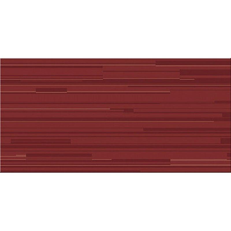 Керамическая плитка настенная Azori Карамель Бордо бордовый 405*201 (шт.) от Ravta