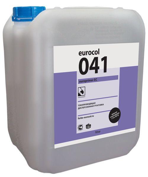 Токопроводящая грунтовка Eurocol Forbo 041 Europrimer EL (10 кг) от Ravta