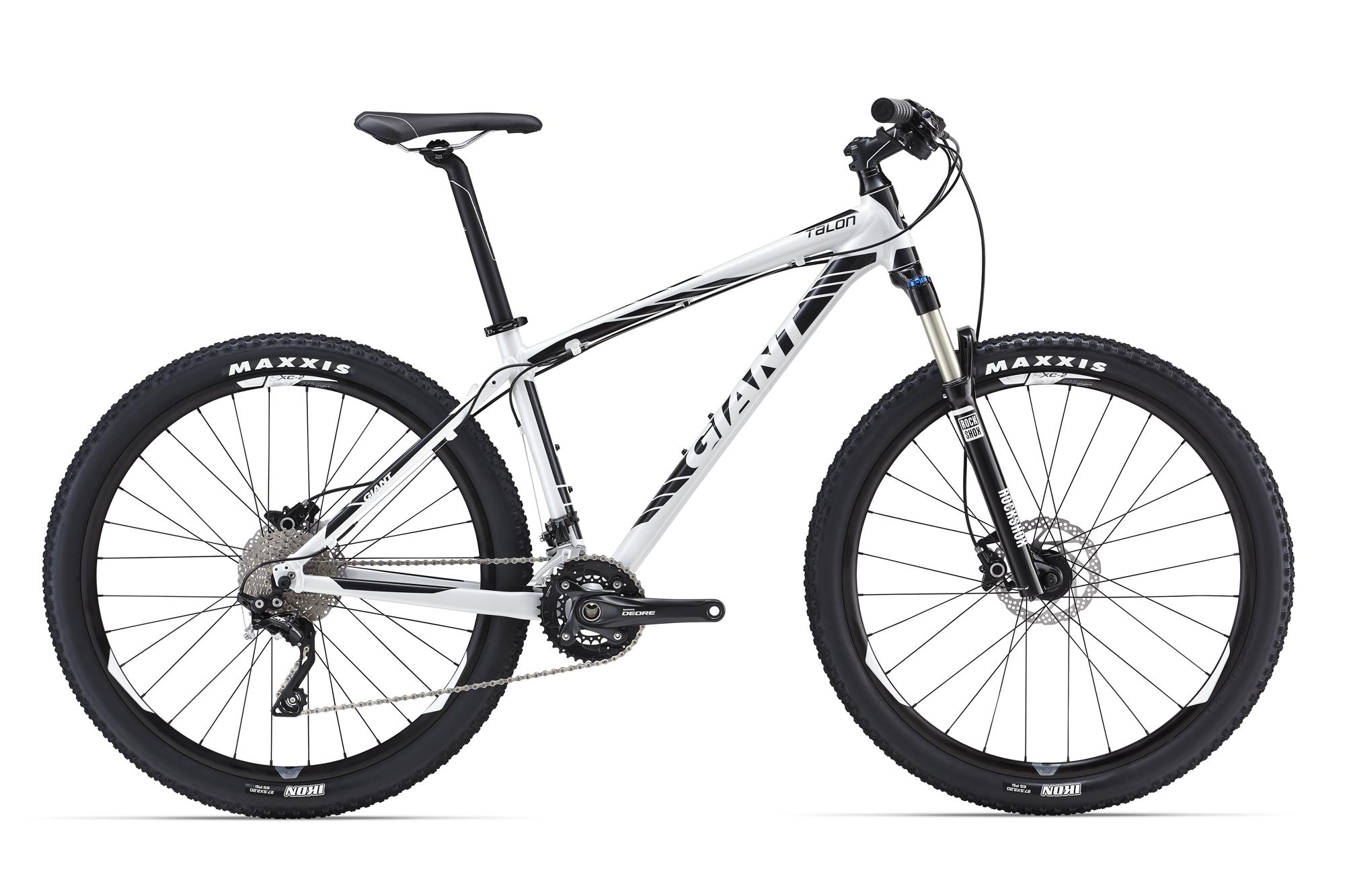 """Велосипед Talon 27.5 1 Колесо:27,5"""" Рама:M Цвет:Белый/Черный от Ravta"""