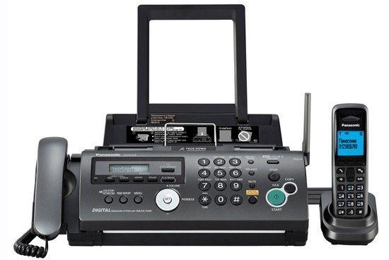Факс Panasonic KX-FC278RU-T от Ravta