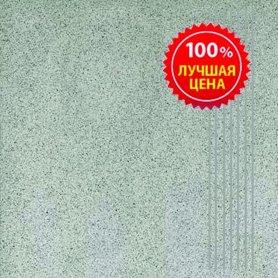Керамогранит напольный ступени Шахтинская плитка Техногрес серый 300*300 (шт.) от Ravta