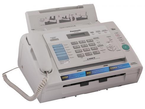 Факс Panasonic KX-FL423RUW (белый) от Ravta