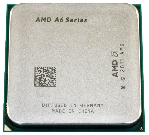 Процессор AMD A6 X2 6400K Socket-FM2 (AD640KOKA23HL) (3.9/5000/1Mb/Radeon HD 8470D) Black Edition OE от Ravta