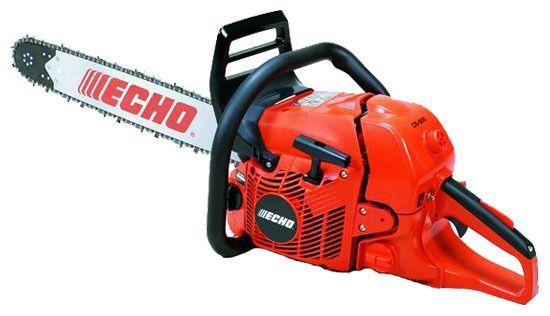 """Бензопила ECHO CS-620SX-18"""", 3.32кВт 3/8-1.5-64 6.2кг (шина с наконечником) CS-620SX/45RS от Ravta"""