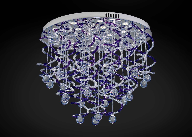 Люстра Водопад 1-1009-11-CR Y LED от Ravta
