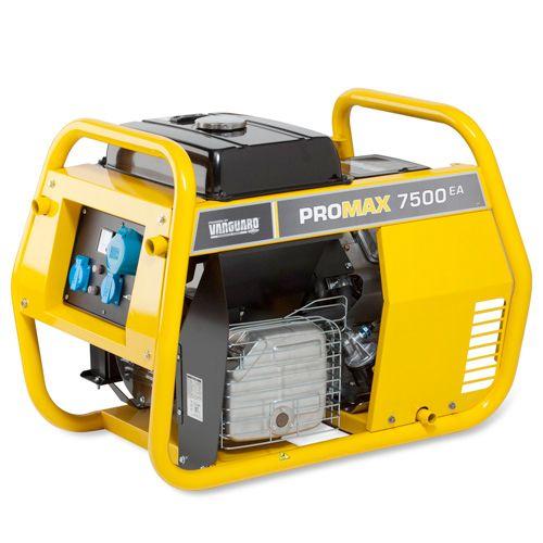Генератор Briggs&amp;Stratton ProMax 7500 EA, 7.5 kVA Max, 6,0 квтГенераторы и электростанции<br><br><br>Артикул: 27514<br>Бренд: Briggs&amp;Stratton<br>Родина бренда: США