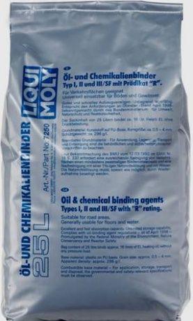 7250 LiquiMoly Гранулянд Oilbinder pur-granulat (25л)Автохимия<br><br><br>Артикул: 7250<br>Бренд: Liqui Moly