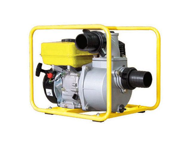 Мотопомпа CHAMPION GP80, 4.5кВт 4х/тактн. чистая вода 1000л/мин 28/8м 80мм 30кг GP80 от Ravta