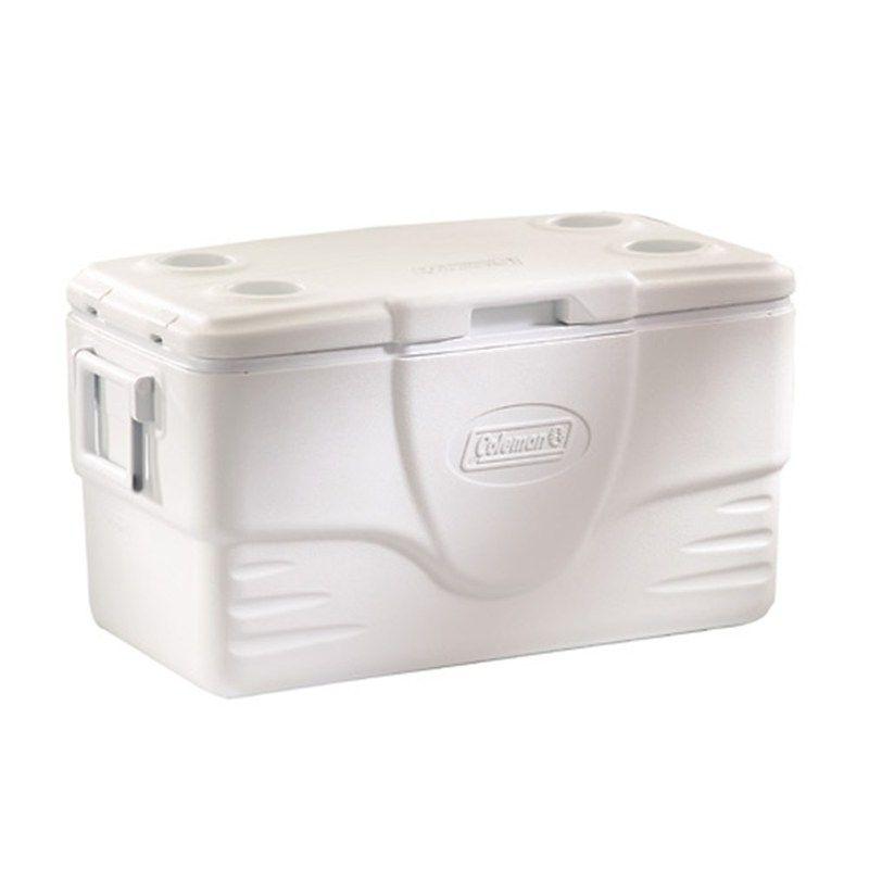 Изотермический контейнер 50QT MARINEСумки холодильники<br><br><br>Артикул: 204257/6250A763<br>Бренд: Coleman<br>Вид: Изотермический контейнер