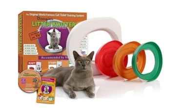 feedex Feedex Система приучения кошек к туалету «Litter Kwitter» 21171