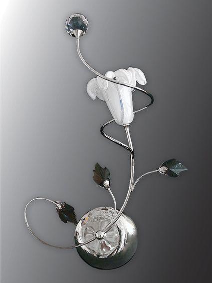 Светильник (Бра) Флора 3-1918-1-CR G4 от Ravta